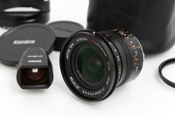 M-HEXANON DUAL 21-35mm F3.4-4 K2219-2B2A-Ω