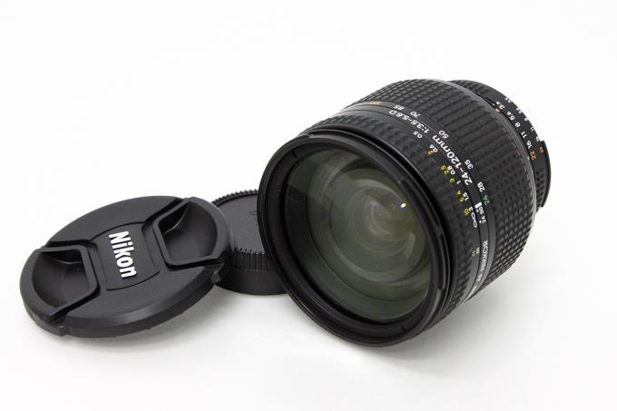 AI AF Zoom Nikkor 24-120mm F3.5-5.6D K1552-2A1B