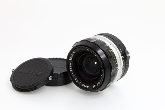 NIKKOR-N・C Auto 24mm F2.8 K2270-2A2C