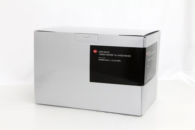 M10-P Ghost Edition for HODINKEE 世界限定250台 142/250 K1828-2B4