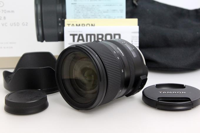 SP 24-70mm F2.8 Di VC USD G2 Model A032 ニコンFマウント用 Y256-2C2