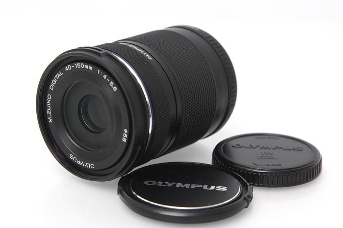 M.ZUIKO DIGITAL ED 40-150mm F4.0-5.6 R ブラック M543-2B2D