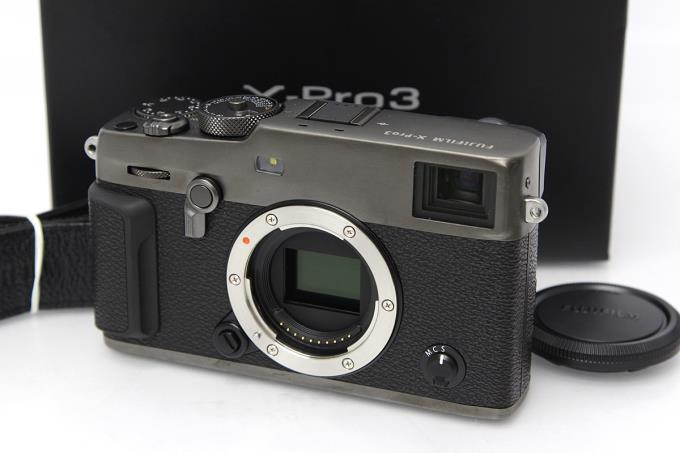 FUJIFILM X-Pro3 ボディ DRブラック M835-2E3-Δ