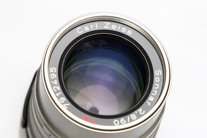 Carl Zeiss G Sonnar T* 90mm F2.8 K1757-2A2A