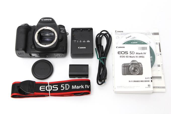 EOS 5D Mark IV ボディ M875-2O4